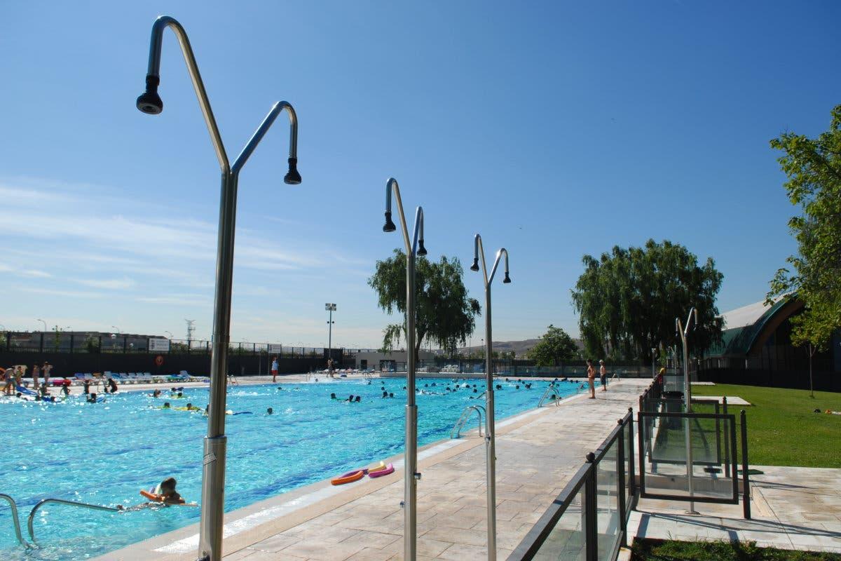 Una buena noticia para los usuarios de las piscinas de Torrejón