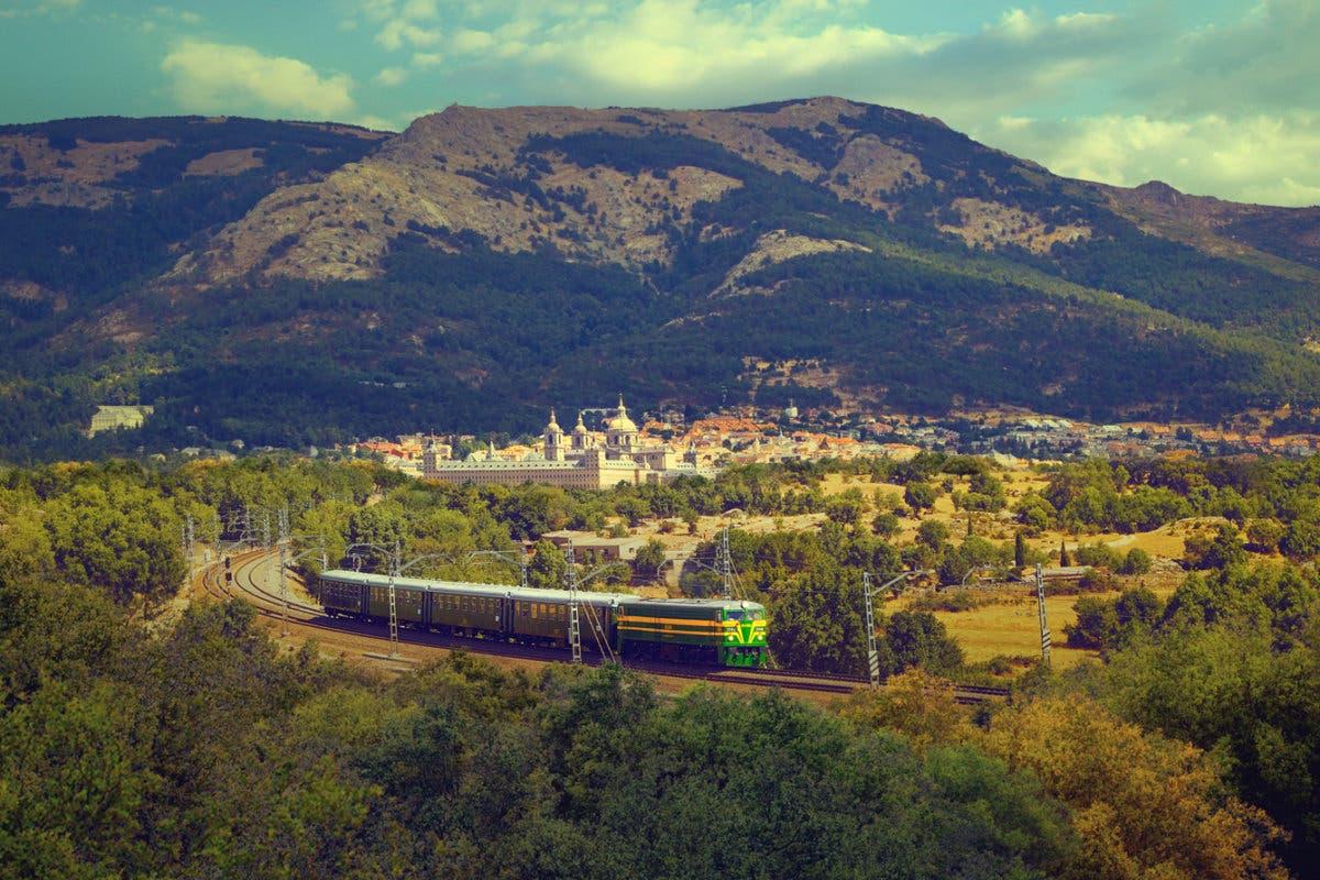 Tres rutas en tren para descubrir el patrimonio de la Comunidad de Madrid