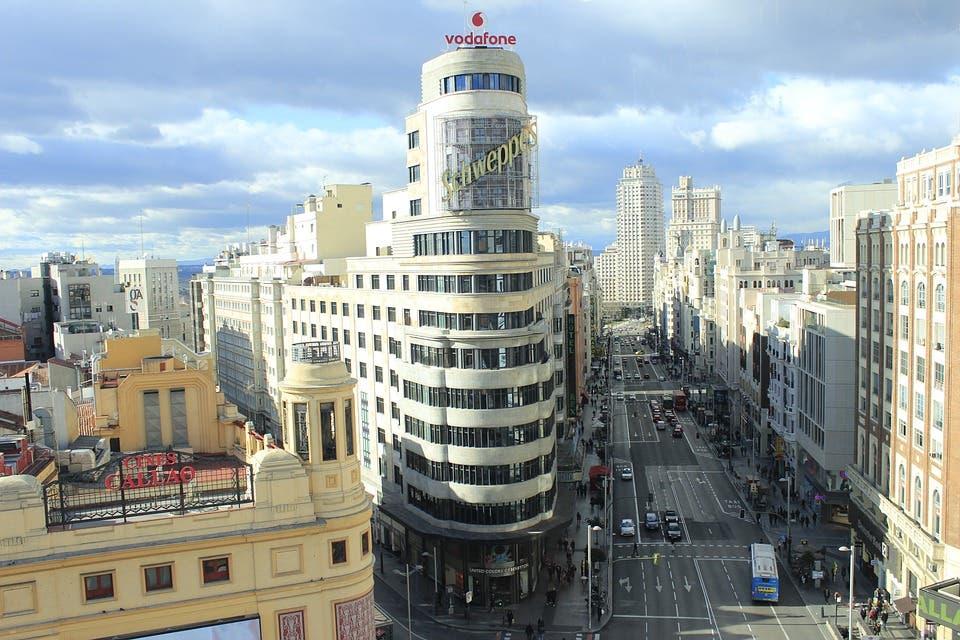 Las actuaciones policiales contra el top manta en Madrid caen un 36%