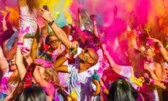 Arganda del Rey celebrará una Fiesta Holi en el Recinto Ferial
