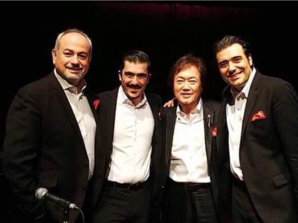 Los tenores de Torrejón pondrán la banda sonora a los Juegos Paralímpicos de Tokio 2020