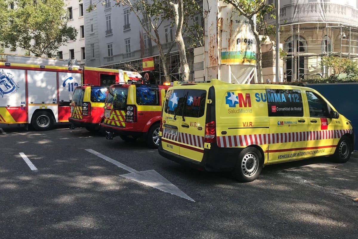 Un muerto y 11 heridos en las obras de reforma del hotel Ritz
