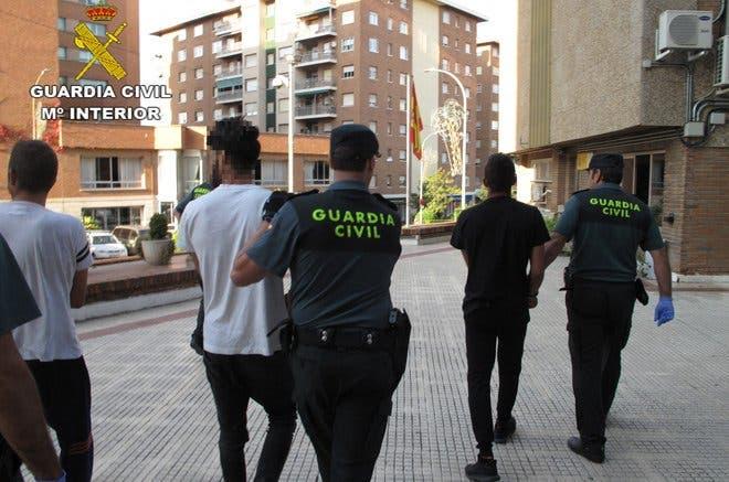 Detenidos en Alcalá de Henares por 32 robos en pueblos de Guadalajara
