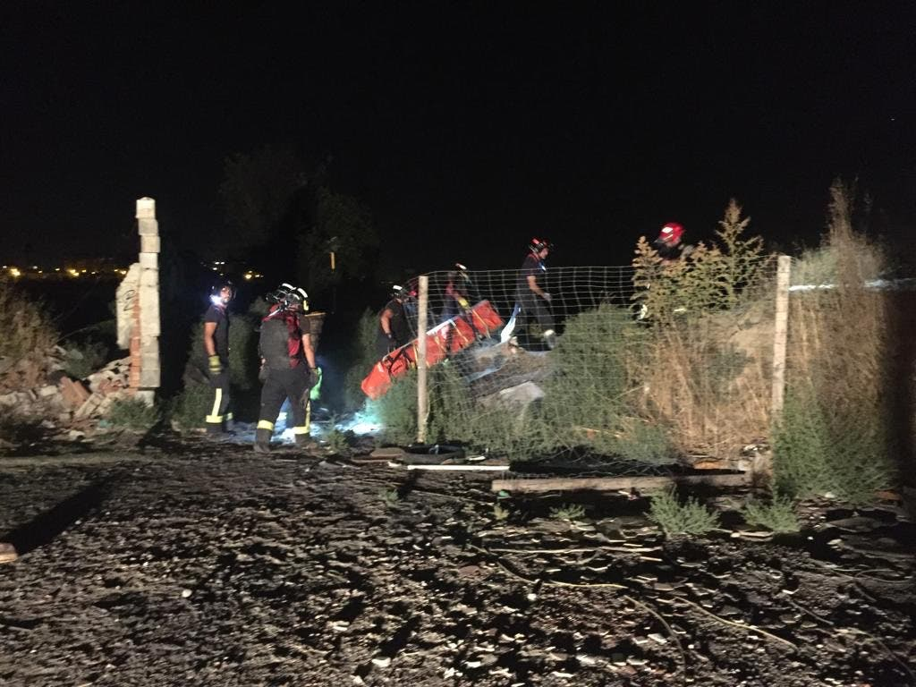 Hallan el cadáver de un joven que había desaparecido en la laguna de Vicálvaro