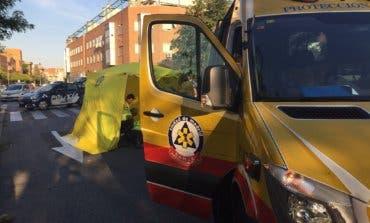En estado crítico un hombre tras ser atropellado en Barajas