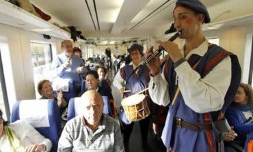 Vuelve el Tren Medieval de Sigüenza