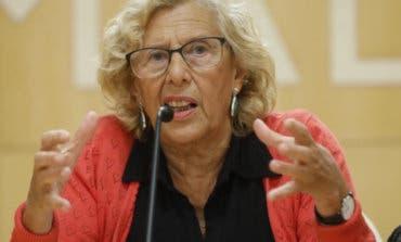 Manuela Carmena, hospitalizada tras sufrir una caída en su casa