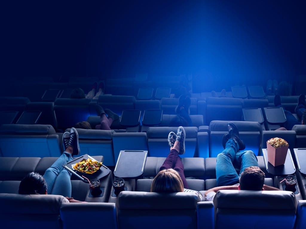 Así serán los cines del centro comercial Open Sky de Torrejón