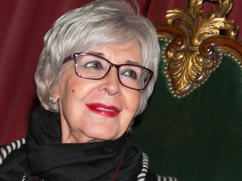 Concha Velasco recibe el alta tras ser hospitalizada en Madrid