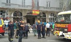La principal hipótesis sobre las causas del derrumbe en el hotel Ritz