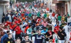 Tres heridos, uno grave, en el segundo encierro de las Fiestas de Guadalajara