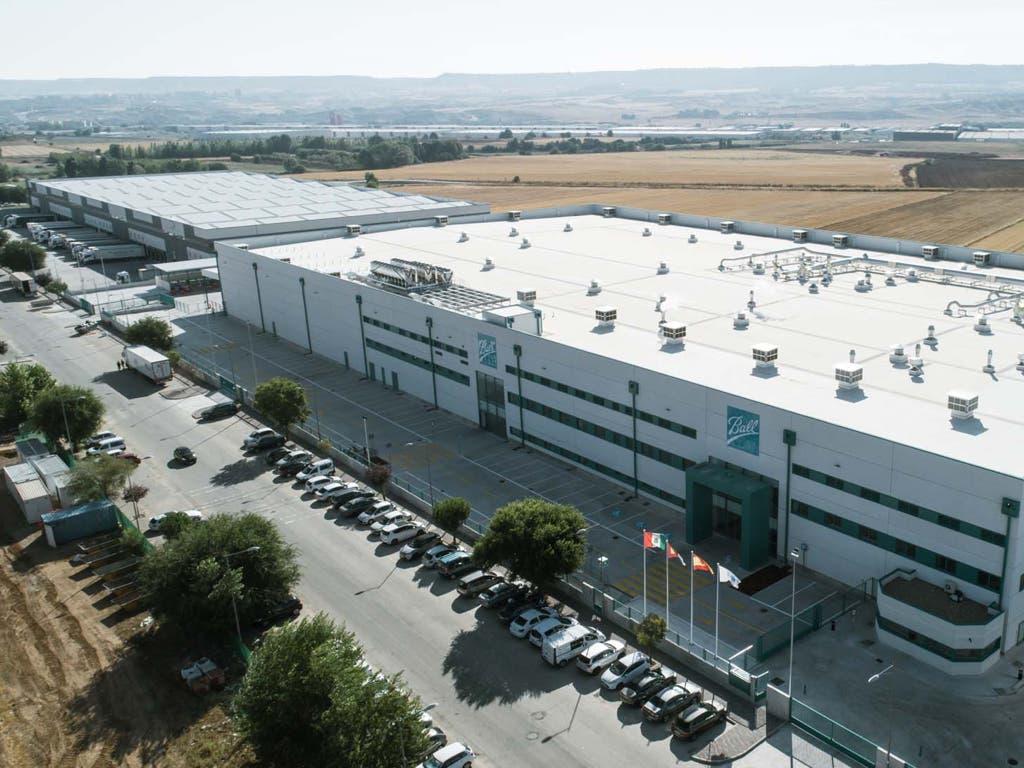 Inaugurada en Cabanillas la última gran fábrica del Corredor del Henares
