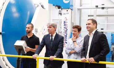 Torrejón alberga una de las fábricas de tecnología espacial más avanzadas del mundo