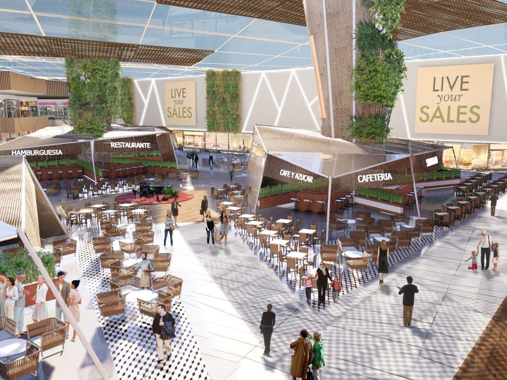 Así será la reforma de Parque Corredor en Torrejón