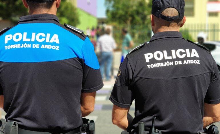 Torrejón de Ardoz, la cuarta ciudad más segura de España