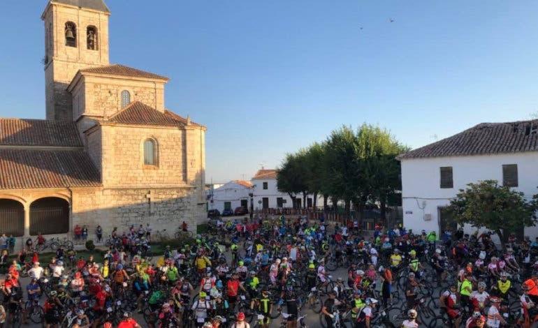 Dos heridos en una marcha ciclista en Torres de la Alameda