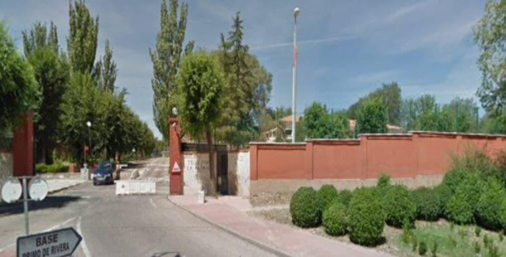 El Gobierno planea el cierre de la Base Primo de Rivera de Alcalá de Henares