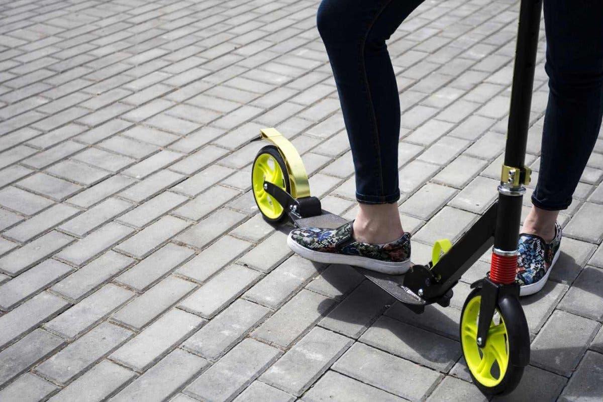 Los patinetes eléctricos podrán circular por casi todo Madrid
