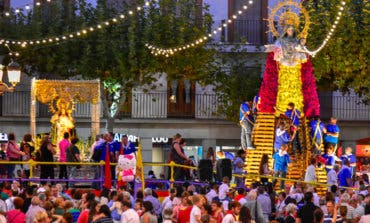 Ana Belén y Blas Cantó en las Fiestas Patronales de Torrejón 2019