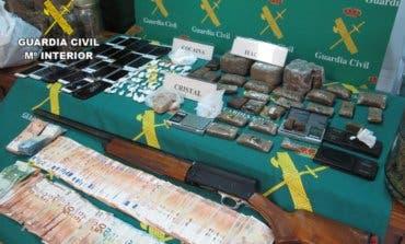 Desmantelado un supermercado de droga en Guadalajara