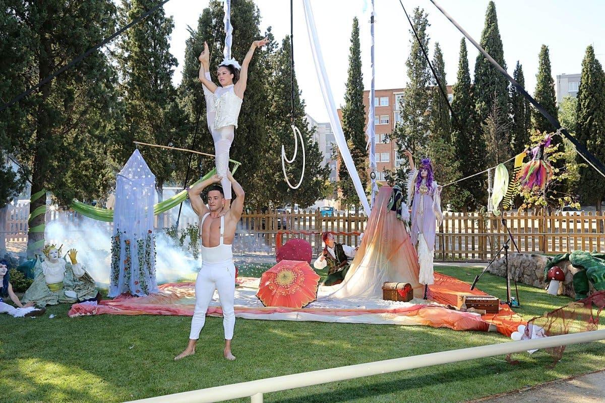 Coslada inaugura el primer jardín terapéutico de España