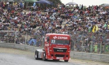 Ojo al tráfico este fin de semana en los accesos al Jarama por elGran Premio Camión