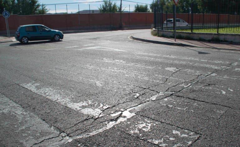 El PP critica el plan de asfaltado del Ayuntamiento de Alcalá de Henares