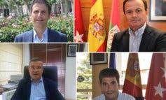 Los alcaldes socialistas deAlcalá, Coslada, Arganda y Mejorada serán candidatos en 2019