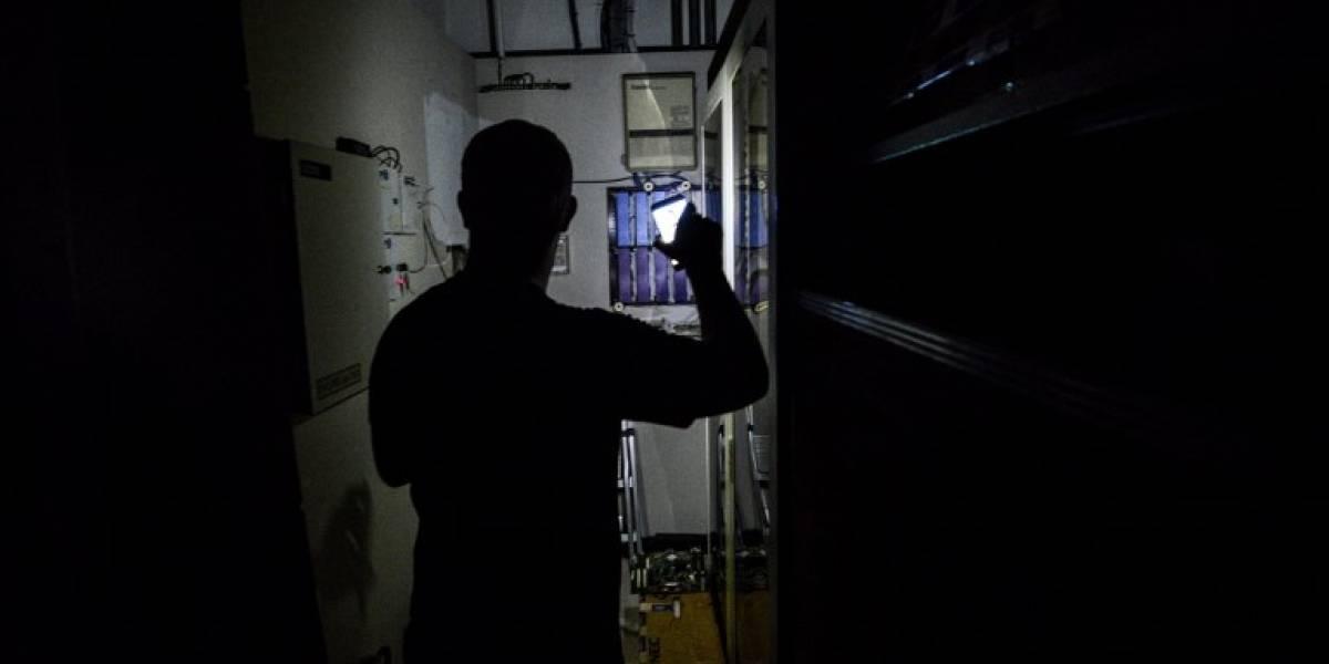 Un apagón sorprendió anoche a los vecinos de Torrejón