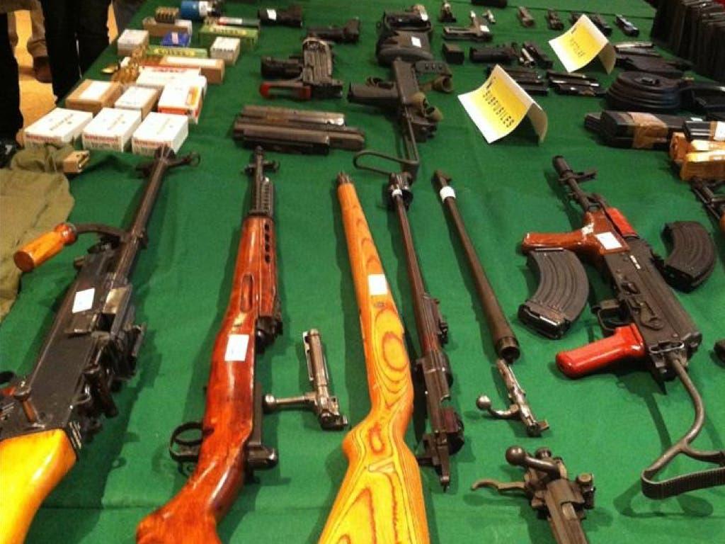 Juzgan a un militar de Alcalá de Henares por tráfico de armas