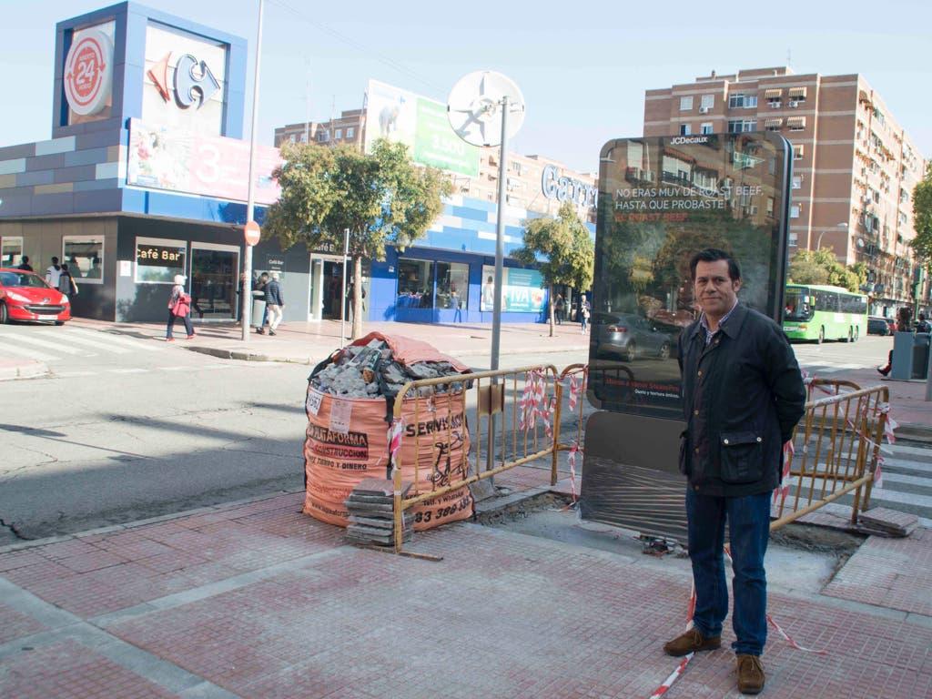 Alcalá de Henares se queda sin relojes-termómetro en sus calles