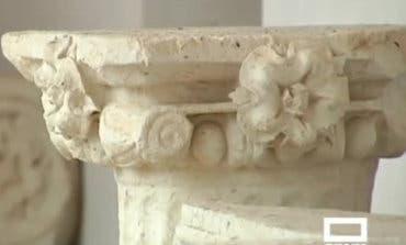 La Policía recupera un capitel del Palacio de Cogolludo, en Guadalajara