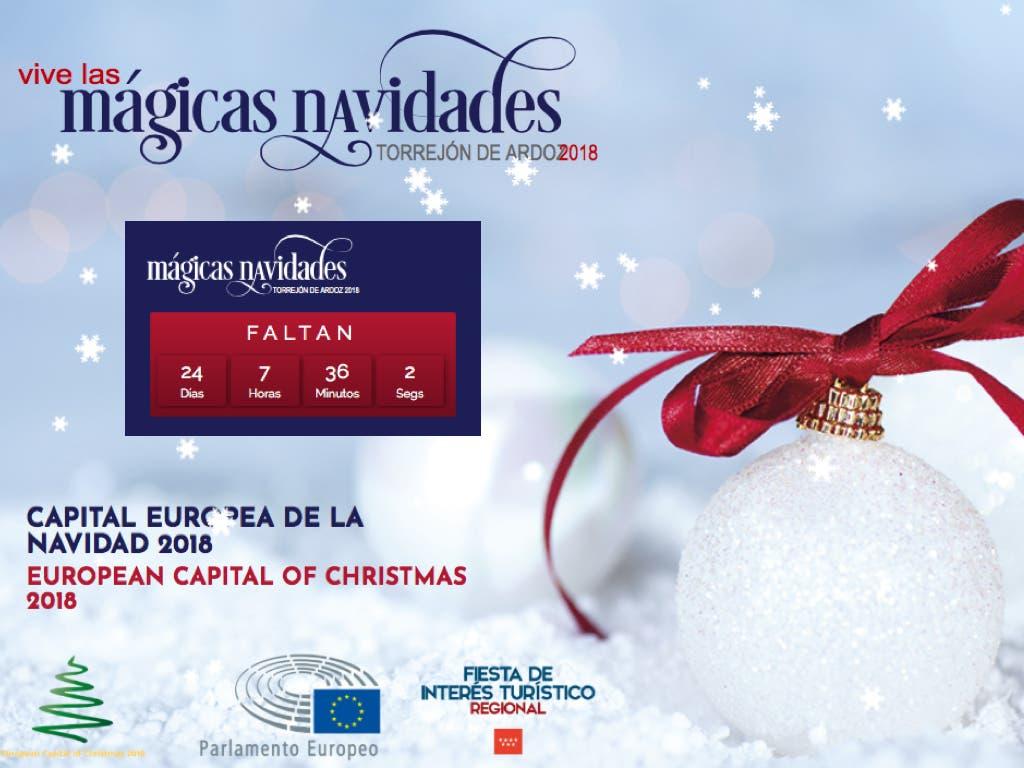 Comienza la cuenta atrás para las Mágicas Navidades de Torrejón