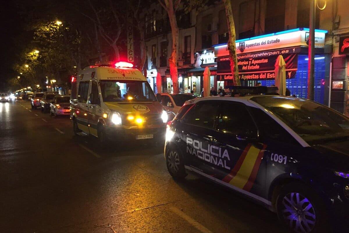 Tres mujeres y un hombre matan a otro hombre de una paliza en Madrid