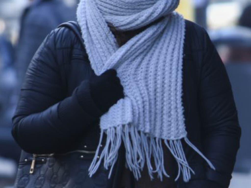 Se mantiene la alerta por frío intenso en la Comunidad de Madrid