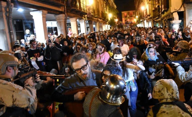 La Marcha Zombie volverá a tomar las calles de Alcalá de Henares
