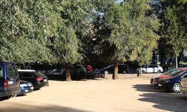 Coslada mejora el aparcamiento provisional de Manuel María de Zulueta