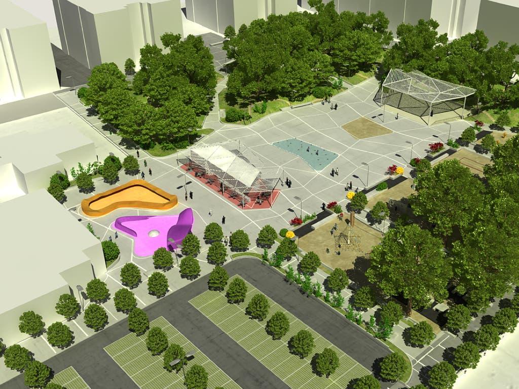 Alcalá de Henares creará un nuevo parque con pistas de skate, patinaje ypump-track