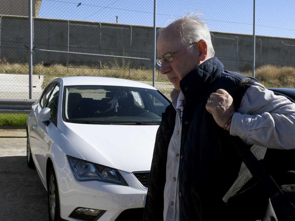 Rodrigo Rato ingresa en prisión y pide «perdón a la sociedad»
