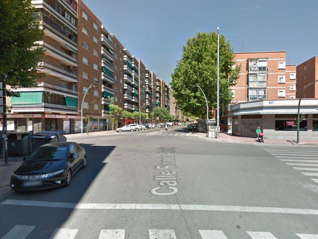 Cortes de tráfico en Alcalá de Henares por la construcción de una rotonda