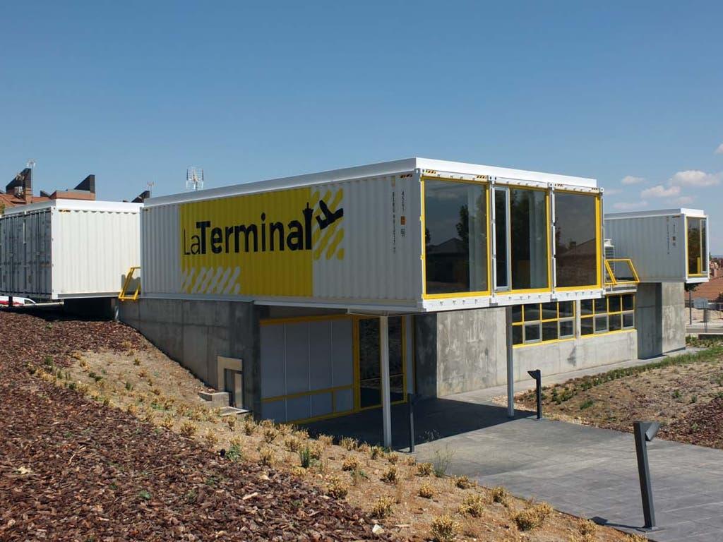 Abre sus puertas La Terminal, la nueva alternativa de ocio para los jóvenes de Paracuellos de Jarama
