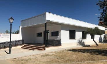 Torres de la Alameda inaugura su nuevo tanatorio municipal