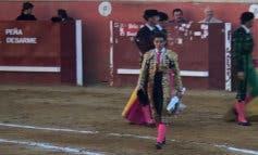 El novillero José Rojo sufre una grave cornada en Torres de la Alameda
