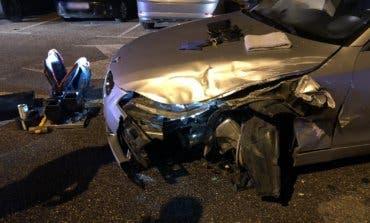 Un operativo policial en Coslada se salda con tres detenidos y dos agentes heridos de gravedad