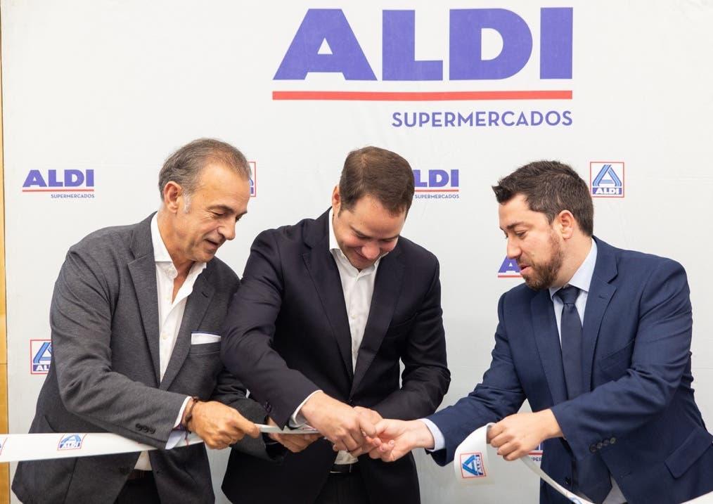 Inaugurado el nuevo supermercado ALDI de Torrejón