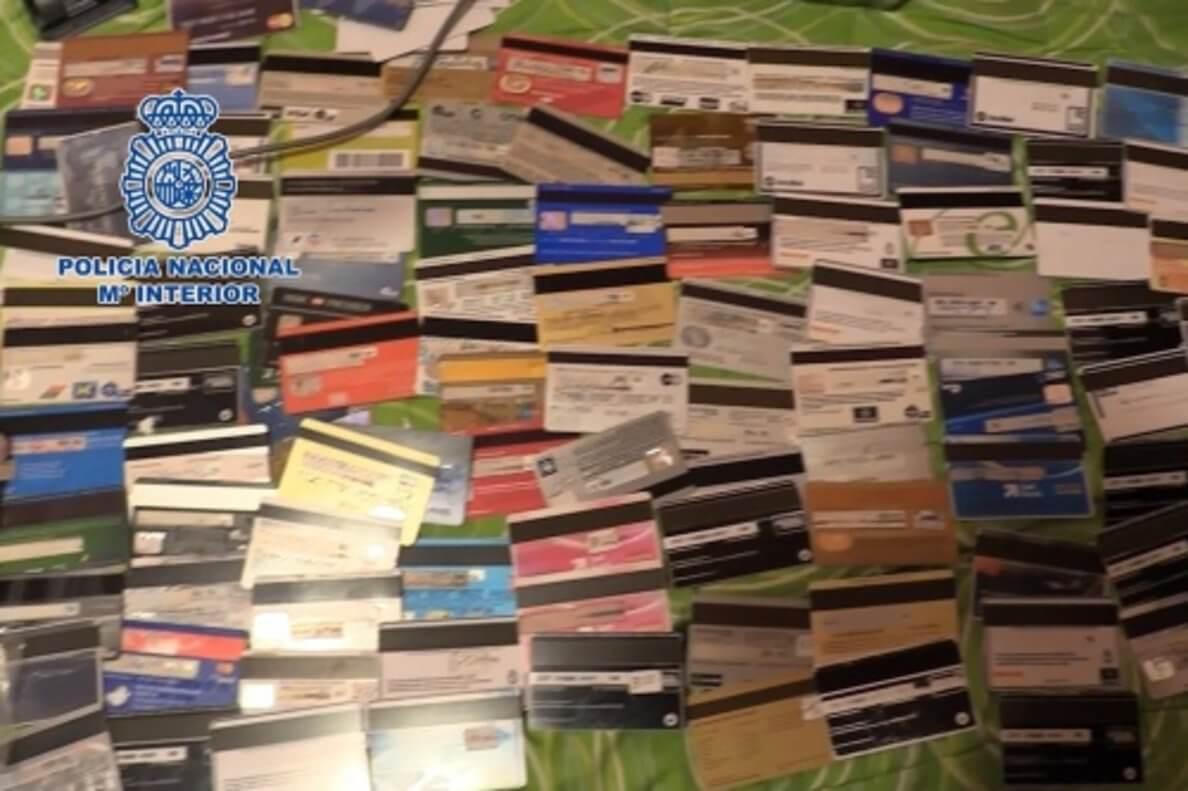 Detenidas 19 personas en Madrid por clonar tarjetas, entre ellas un financiador del 11-S