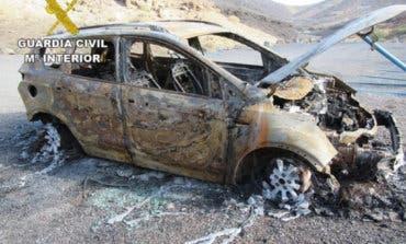 Detenido en Rivas por prender fuego a los coches de sus ex