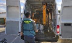 Detenido por robar una retroexcavadora en Torrejón para venderla en Marruecos