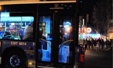 La EMT refuerza 32 líneas para facilitar el acceso al centro en Navidad