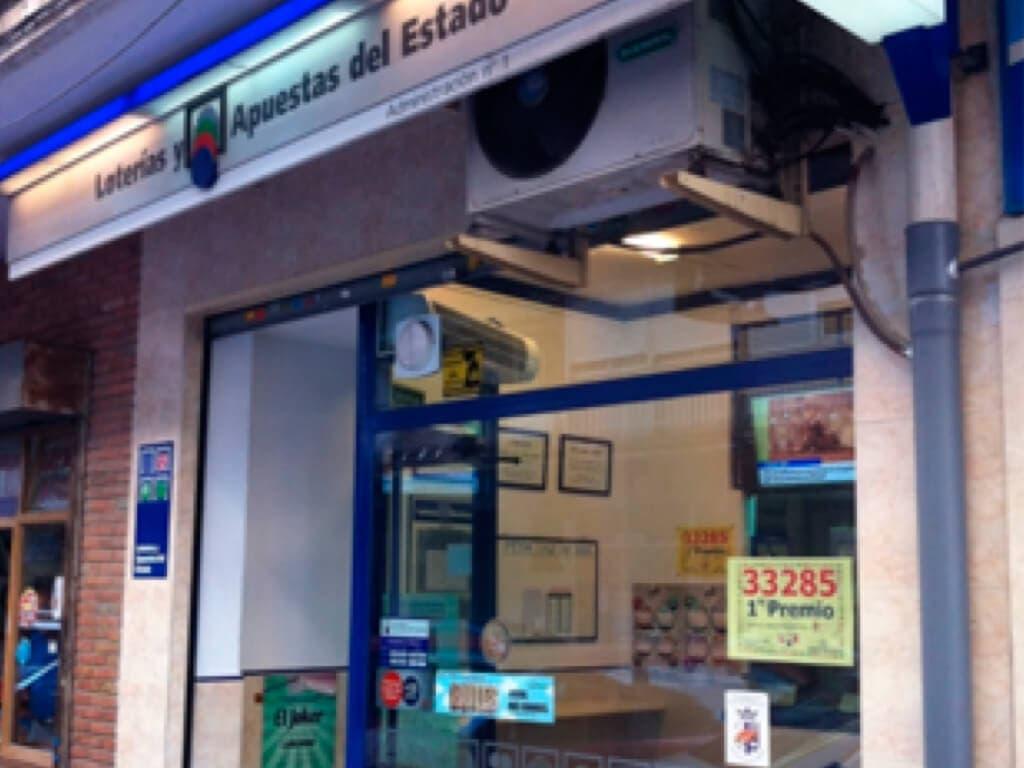 Un Euromillones muy repartido en Torrejón con 52 papeletas vendidas